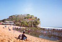 Spot Foto Pantai Indrayanti Gunungkidul