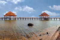 Spot Foto Pantai Kartini Jepara