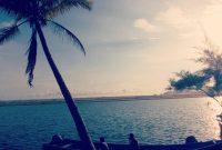 Sunset Pantai Soge Pacitan