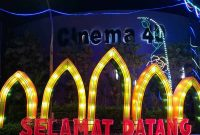 Wahana Batu Night Spectacular Malang