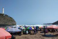 Fasilitas Pantai Baron Gunungkidul