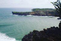Lokasi Pantai Baron Gunungkidul
