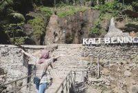 Rute Kali Bening Krebu Tanjung
