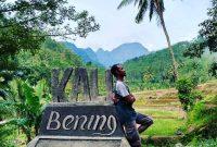 Spot Foto Kali Bening Krebu Tanjung