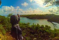 Spot Foto Pantai Baron Gunungkidul