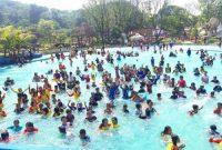 Wahana Santa Sea Waterpark Sukabumi