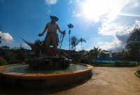 Alamat Santa Sea Waterpark Sukabumi