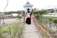 Jalan Menuju Ampera Waterpark Tasikmalaya