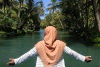 Jalan Menuju Sungai Cokel Pacitan