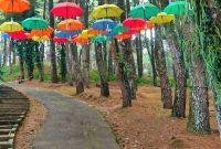 Lokasi Bukit Baros Sukabumi