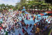 Lokasi Ryzzy Azzahra Waterpark Sukabumi