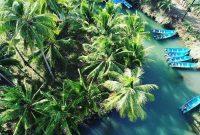 Lokasi Sungai Cokel Pacitan