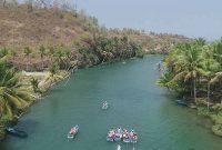 Lokasi Sungai Maron Pacitan