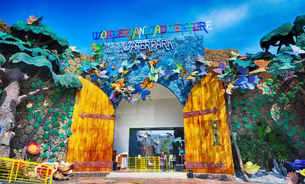 Promo Wonderland Adventure Waterpark Karawang