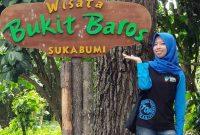 Rute Bukit Baros Sukabumi