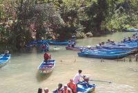 Rute Sungai Maron Pacitan