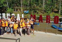 Spot Foto Sungai Maron Pacitan
