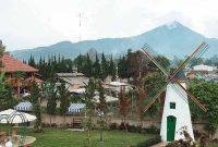 Jalan Menuju Rumah Belanda Lembang Bandung