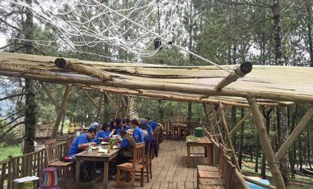 Fasilitas Kamojang Ecopark Garut