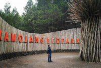 Lokasi Kamojang Ecopark Garut