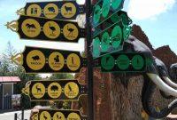 Jalan Menuju Lembang Park Zoo