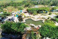 Wahana Watu Gajah Park Semarang